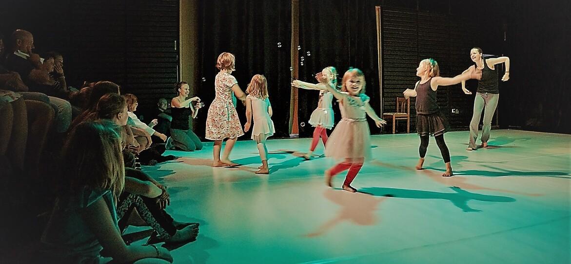 Kreativní pohyb pro děti (7-8 let)