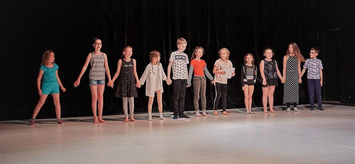 Divadelní výchova (pokročilí 9-12 let)