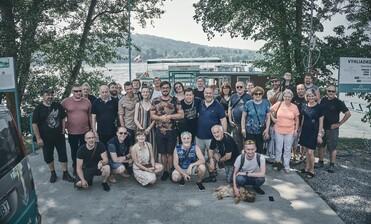 Švejk Tour 2021 - KOMÁRNO