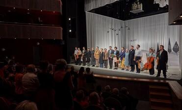 Obdrželi jsme nominaci na Divadlo roku 2020!