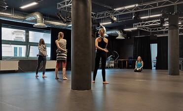 Balet pro dospělé (+12+)