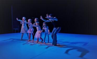 Divadlo v pohybu pro nejmenší (5-6 let)