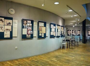 Výstavy v divadle